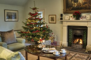 Christmas at the Roxburghe