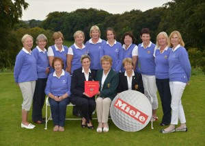2014 Miele All Ireland Ladies Interclub Fourball Regional Finals